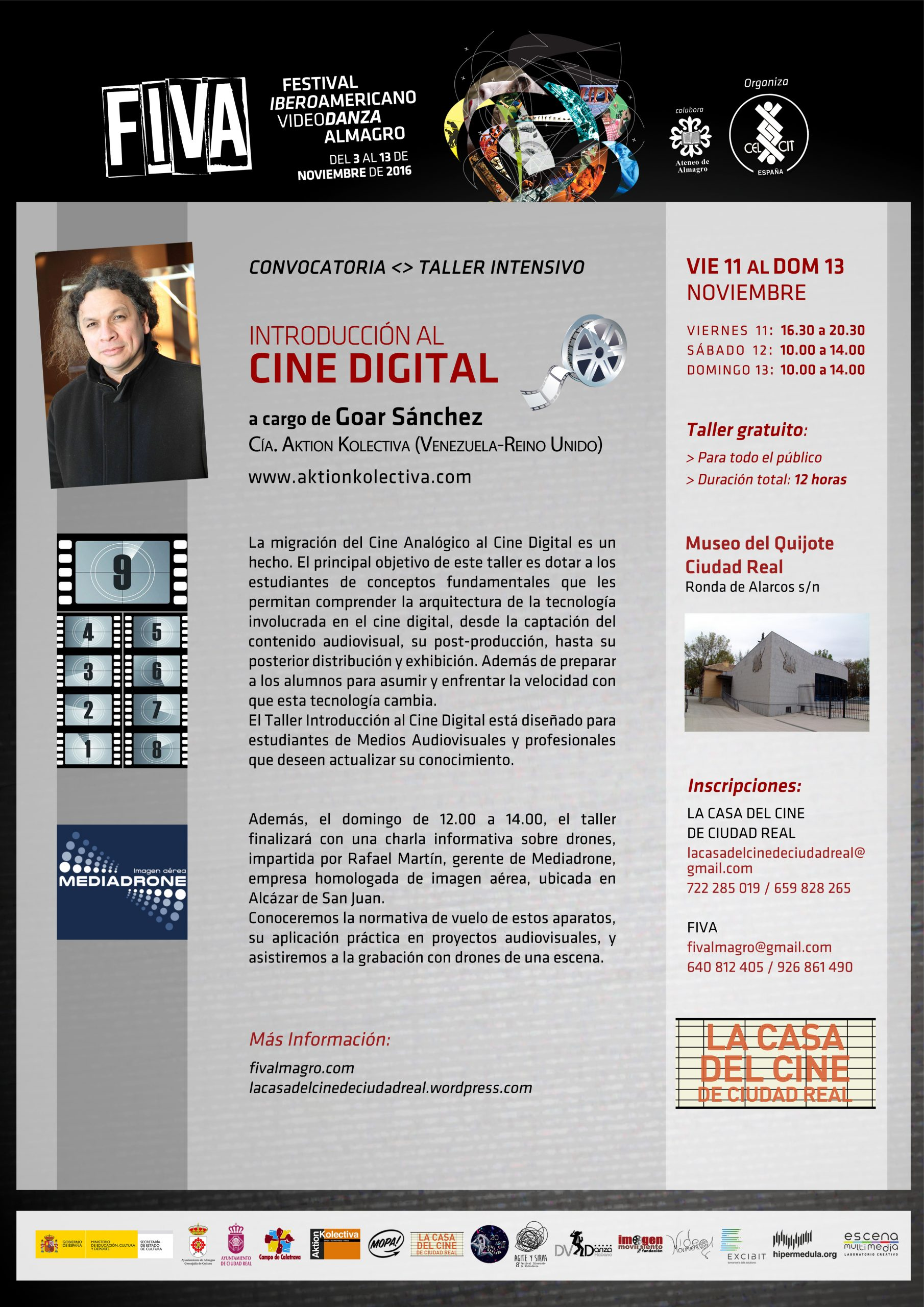 Taller Intensivo de Cine Digital