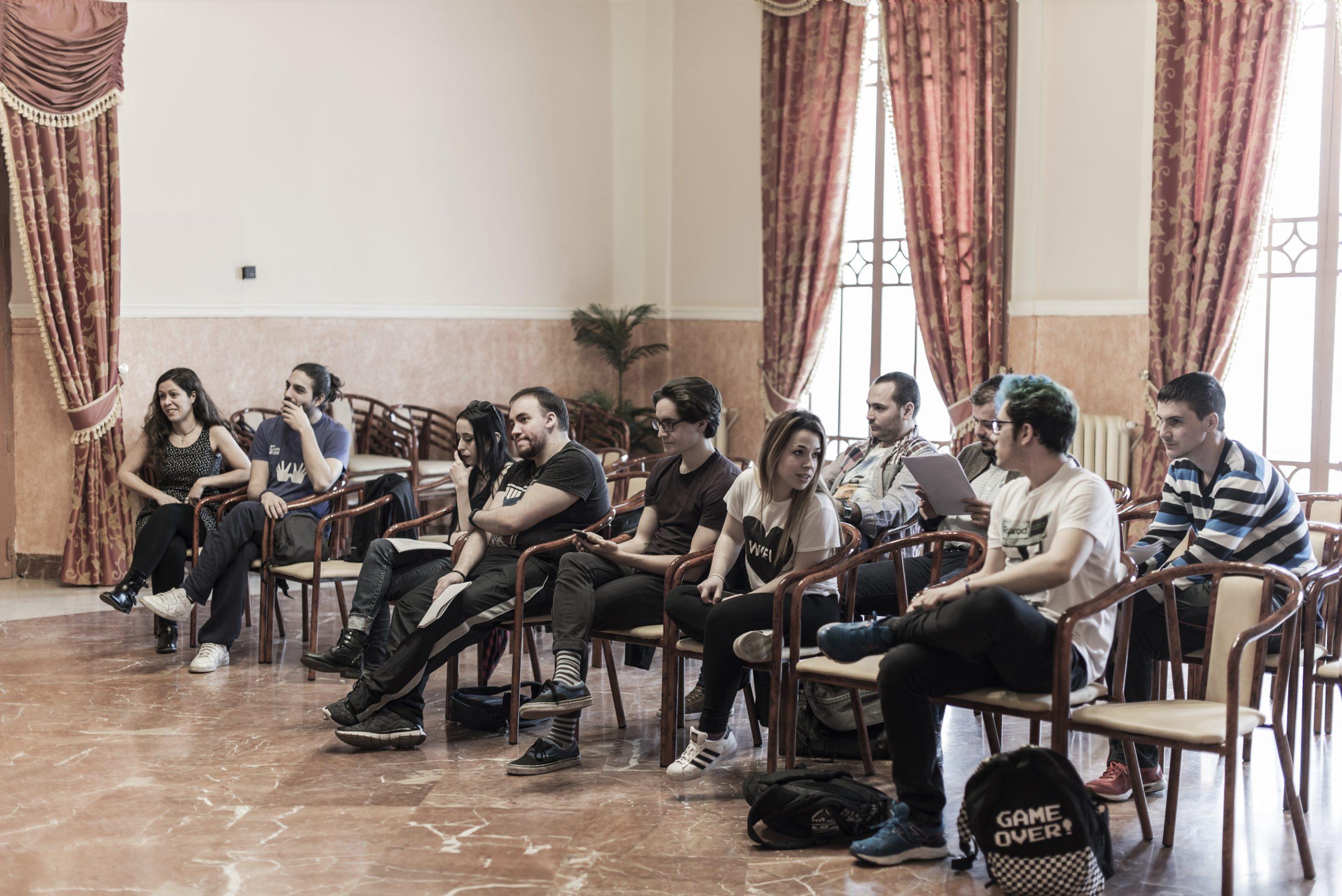 La Escuela Municipal de Cine y Audiovisuales de Ciudad Real se adentra en la fase de proyectos