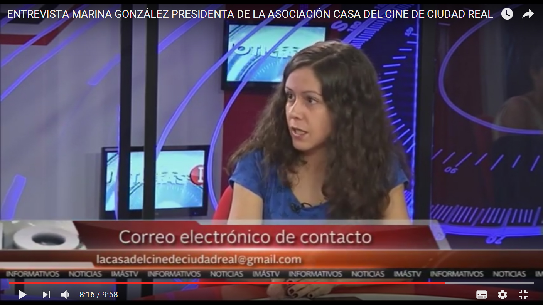 Entrevista ImásTV // Agosto 2016