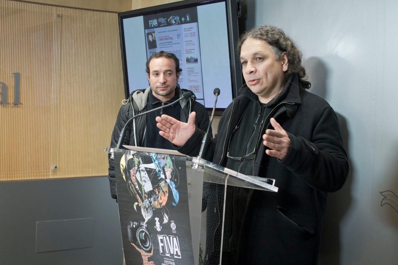 Intensivo de Cine Digital con Goar Sánchez