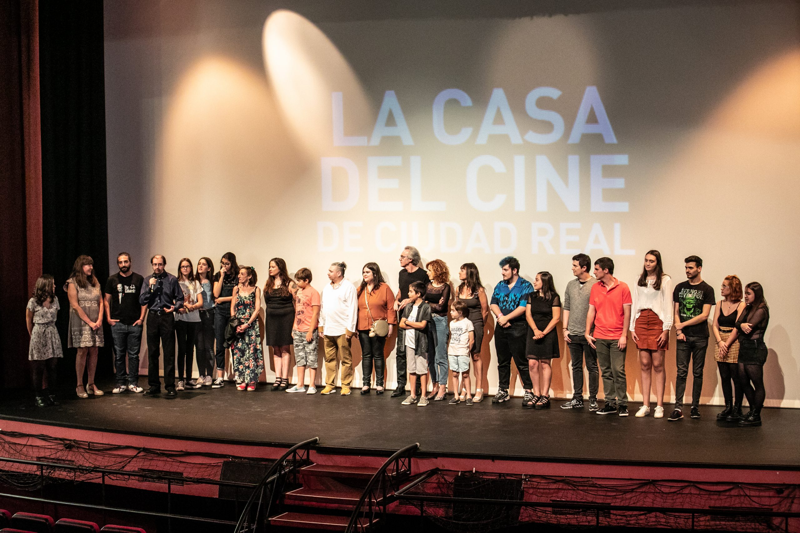 Estreno Cortometrajes '19 + #CinemaPartydiso