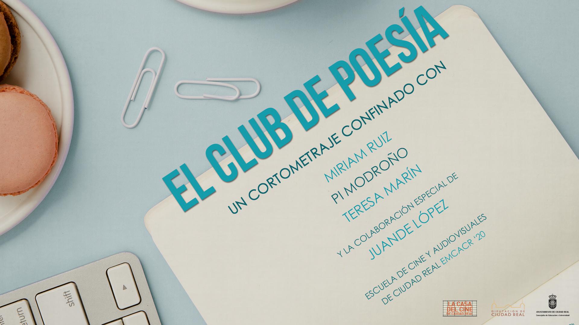 El club de poesía // Proyectos Confinados #EMCACR 2019/2020