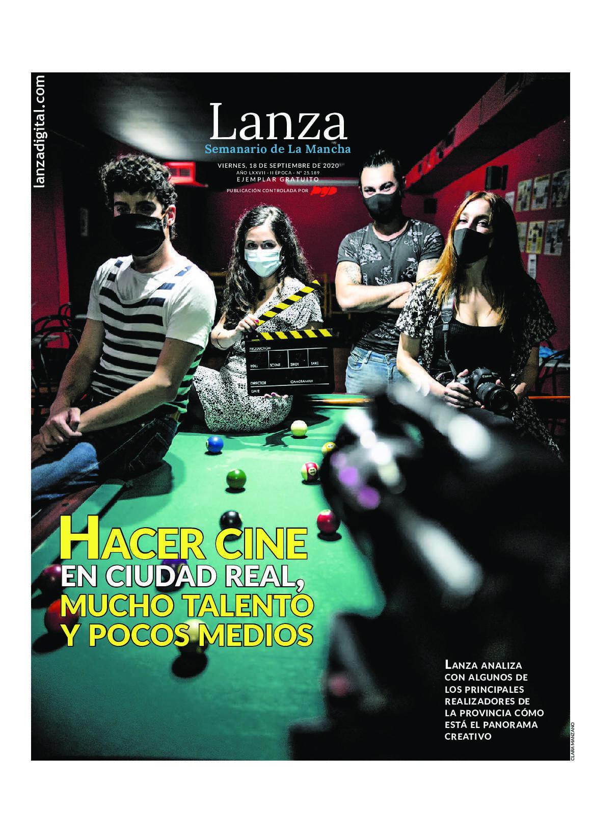 Hacer cine en Ciudad Real // Lanzadigital