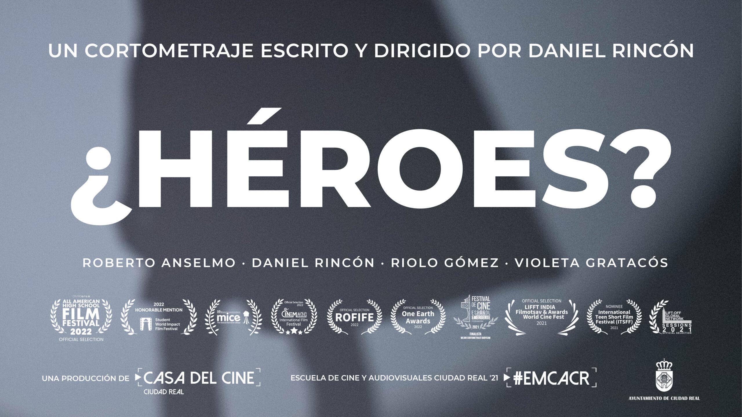 ¿Héroes?